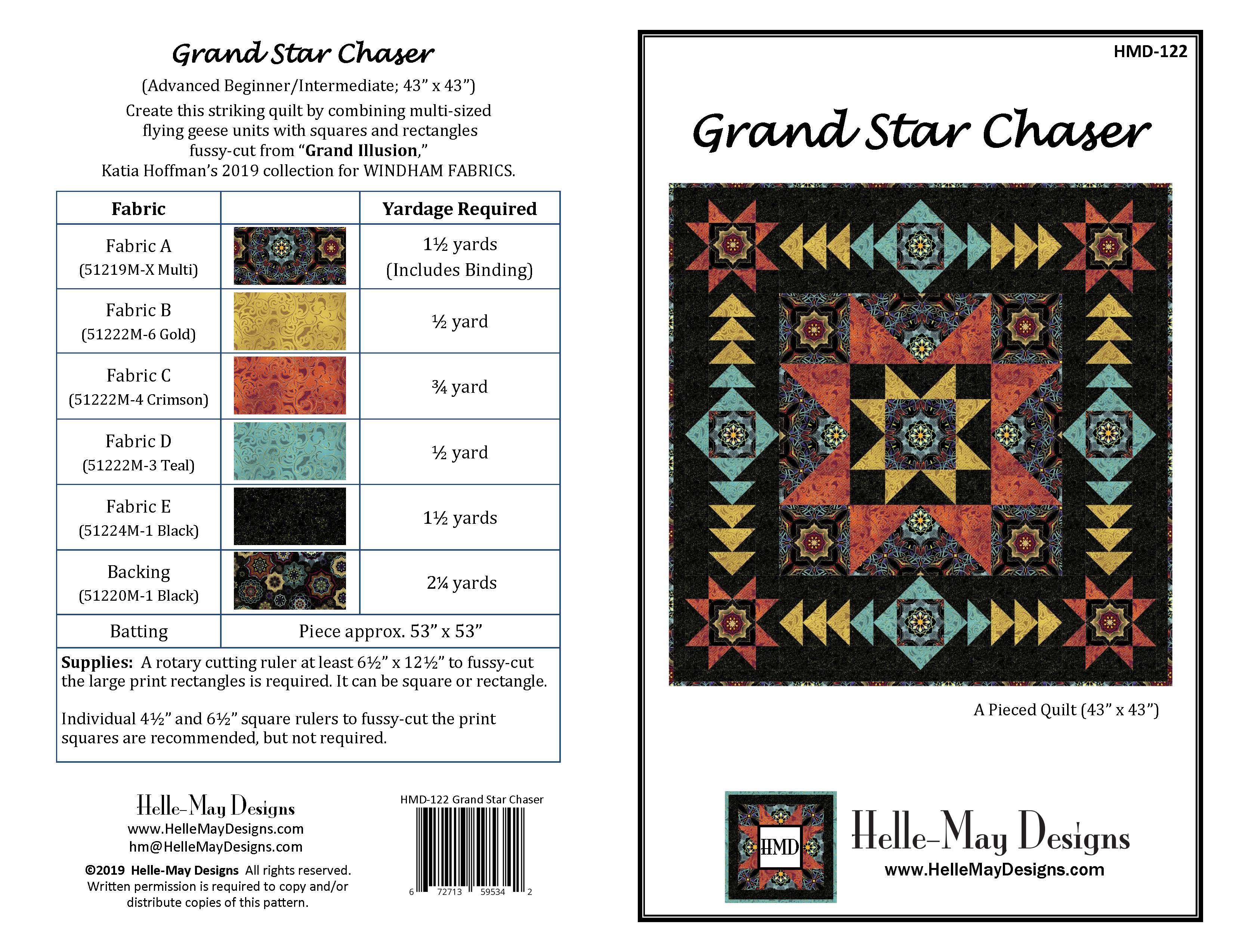 HMD-122 Grand Star Chaser