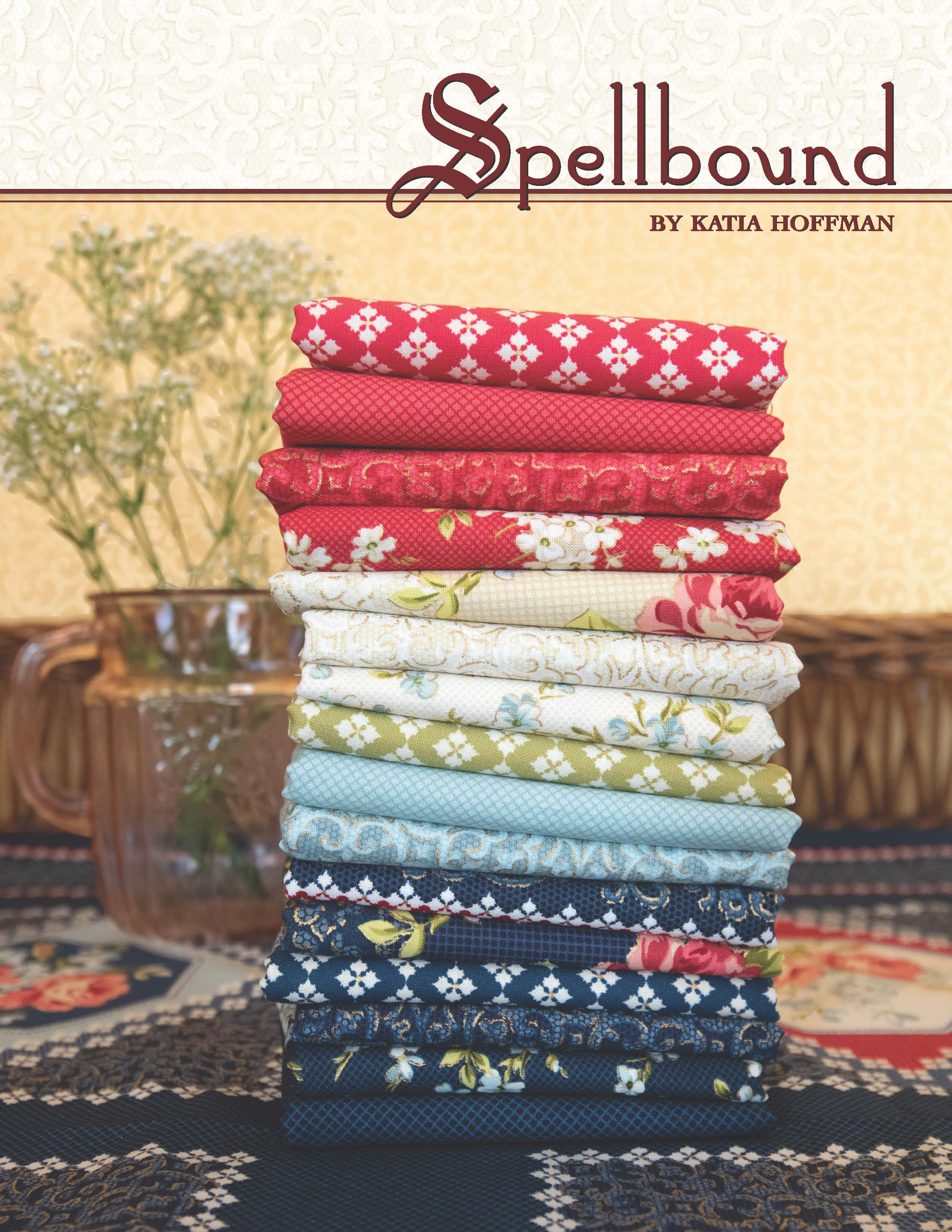 Spellbound by Katia Hoffman for Windham Fabrics