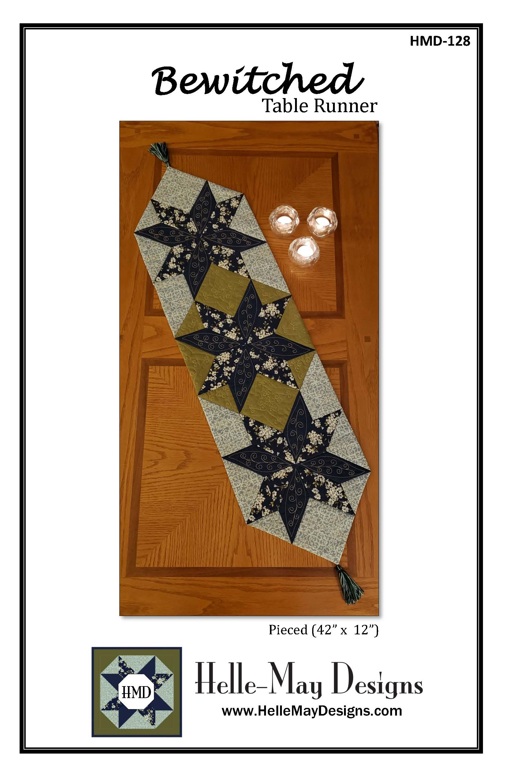 Bewitched Tale Runner by Helle-May Designs