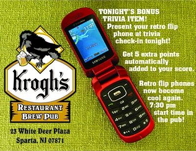 Who's In? | Krogh's Restaurant & Brew Pub