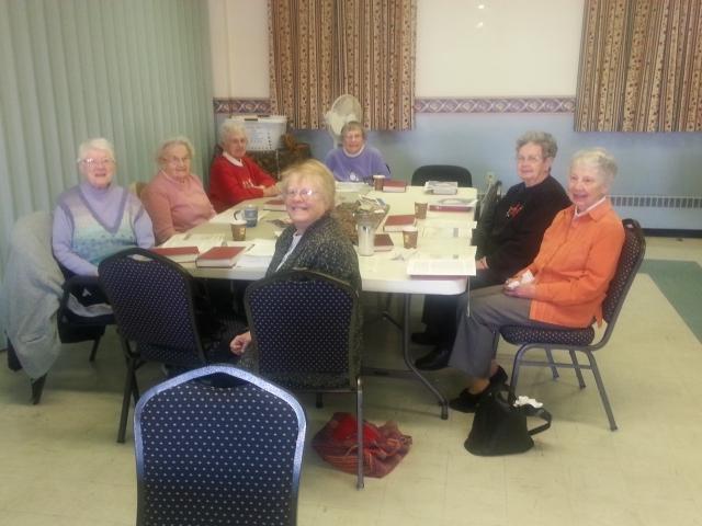Women of the ELCA Bible Study! | St  Peter's Evangelical Lutheran Church
