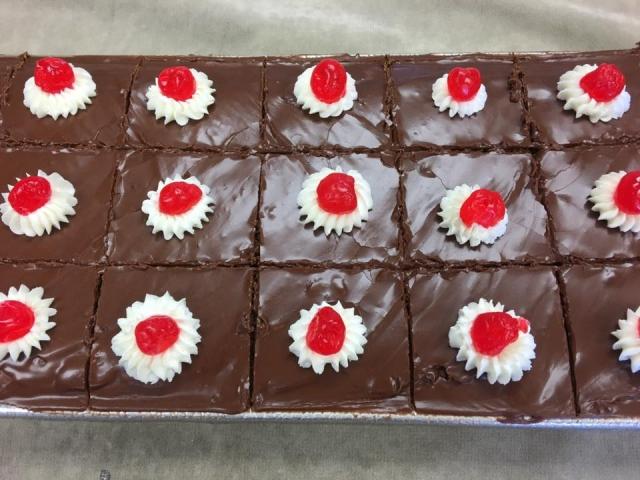 Miraculous Washington Spice Cake Rillings Bucks County Bakery Funny Birthday Cards Online Hendilapandamsfinfo