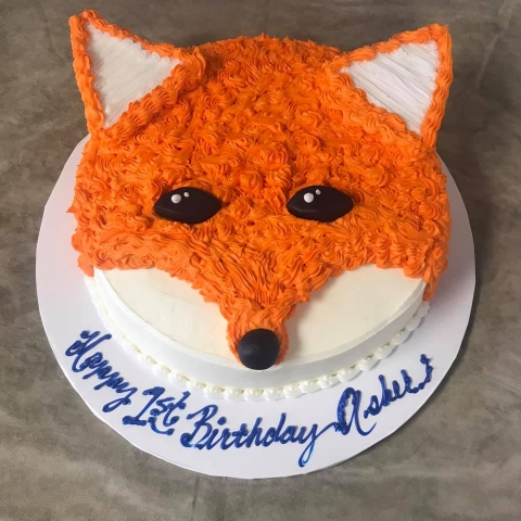 NextFOX POUND CAKE Boy Birthday