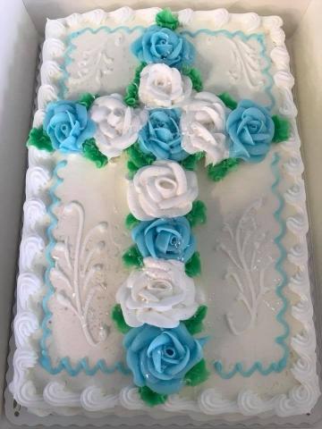 retirement christening celebration cakes edible name tiles for birthday