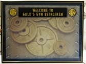 Digital Print, Golds Gym, Valley Wide Signs