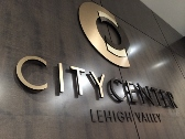 Valley Wide Signs, City Center, Custom Sign, Dimensional Letters